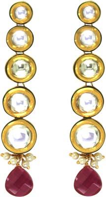 Prisha Collection Alloy Dangle Earring