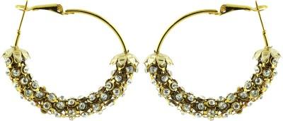 Jyeana Princess Delight Zinc Hoop Earring
