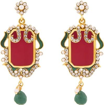 REEVA FASHION JEWELLERY Dangle Zinc Drop Earring