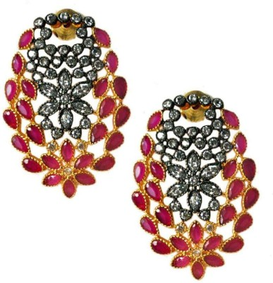 Dulhan 15 Zircon Alloy Drop Earring