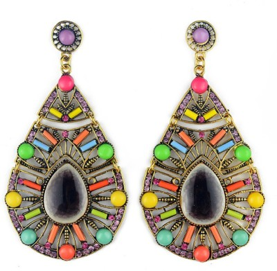 Insia INSIA Ethereal Enamel Earrings Alloy Drop Earring