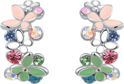 Johri Store Statement Style Alloy Stud Earring