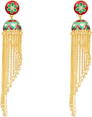 Savvy Savvy Impex Fashion Brass Jhumki Earring