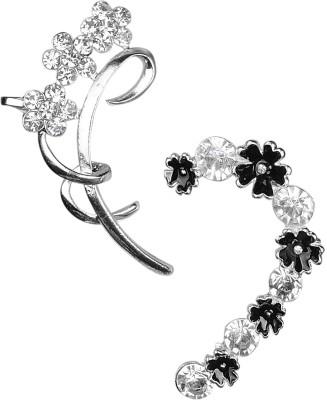 TAKSPIN Jewelry Stunning Alloy Cuff Earring
