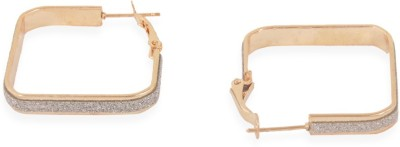 Ayesha Metal Hoop Earring