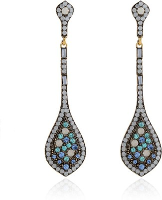 Insia Ziba Aquos Alloy Drop Earring