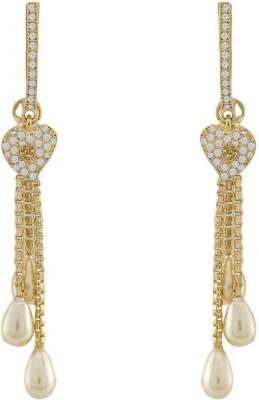 Jewlot Tremendous AD 2007 Brass Drop Earring