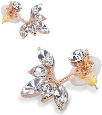 Ruvee Flora De Mystique Metal Stud Earring