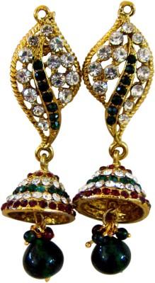 Store Utsav Regal Midas Zircon Alloy Jhumki Earring