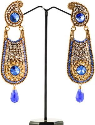Mayine Fashion Zircon Alloy Dangle Earring