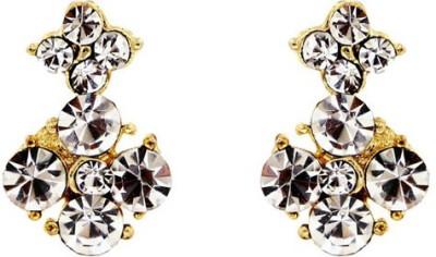 Saashis Closet Ravishing Beauty Alloy Stud Earring