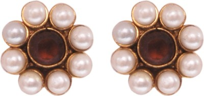 Karigari Fashion Jewels Simply Stylish Alloy Stud Earring