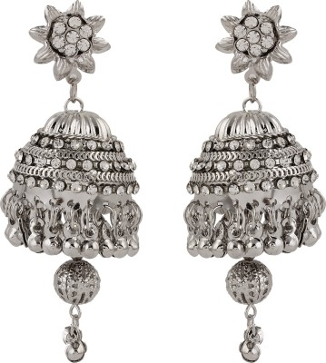 Haze 0435 Zircon Alloy Jhumki Earring