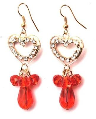 Jodhpuriyas GGP-0284 Alloy Earring Set