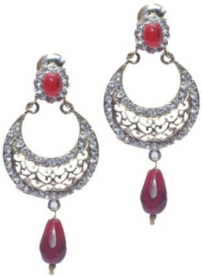 Buy Clues RCJ3050 Crystal Brass Drop Earring