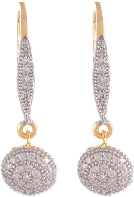 Midas Fashion Cubic Zirconia Alloy Dangle Earring
