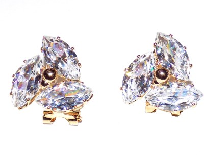 Jewels Kafe Imported Alloy Stick-on Earring