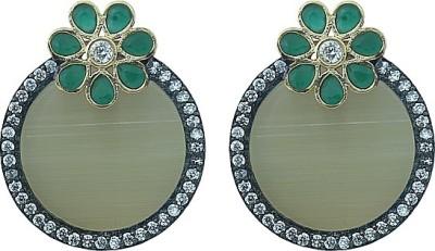 MadeinMyIndia Style Diva Alloy Stud Earring