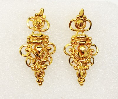 Mk Retail Designer Metal Chandelier Earring