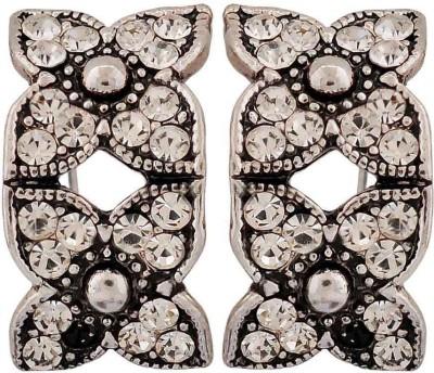 Maayra Sensual Crystal Alloy Clip-on Earring