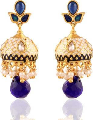Panini Shree Jewels Brass Jhumki Earring