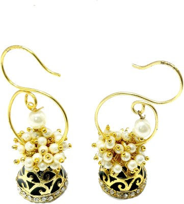 Fashion Pitaraa Trendy Lady Copper Dangle Earring