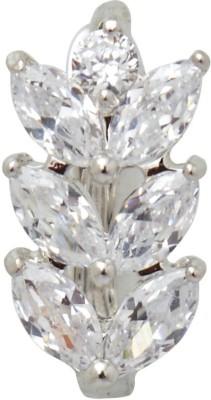 Shopaholic Fashion Shopa Crystal Alloy Clip-on Earring