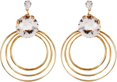 Navya Collections Delighted Alloy Chandbali Earring
