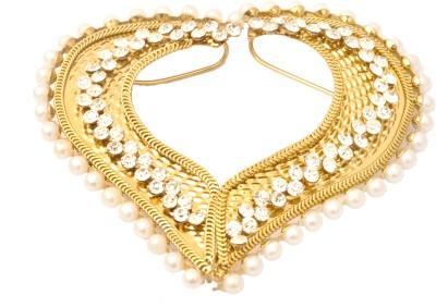 FASHION ERA Golden charming Metal Cuff Earring