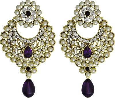 Aura Collection Statement08 Alloy Chandbali Earring