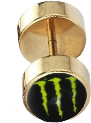 Men Style Monster Inspired Alloy Stud Earring
