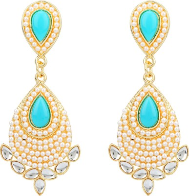 Savvy Savvy Impex Fashion Brass Drop Earring
