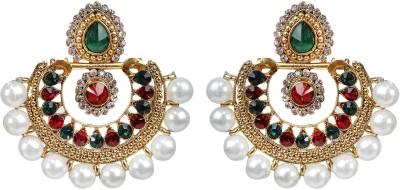 Frel FSMPB84 Pearl Alloy Stud Earring