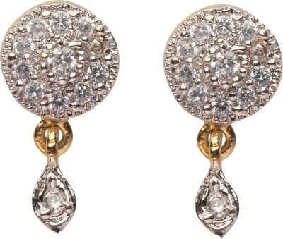 Rays Designer Copper Drop Earring