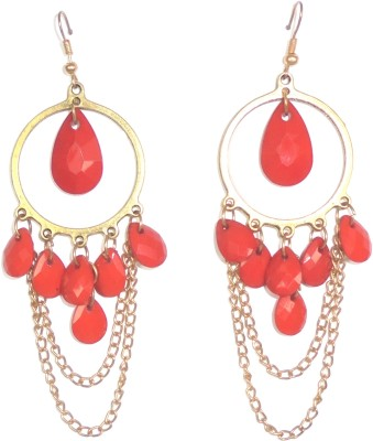Adimani Eunmi Alloy Dangle Earring