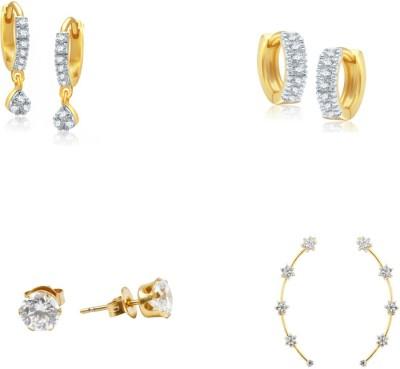 Jewels Galaxy Hot Deal Alloy Earring Set