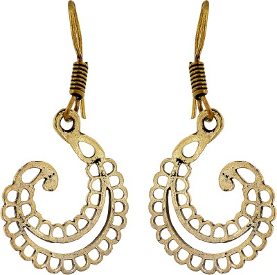 Subharpit Contemprory Desinge Metal Dangle Earring