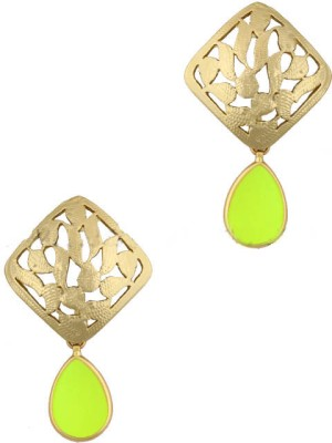 Karigari Fashion Jewels Simply Stylish Alloy Drop Earring