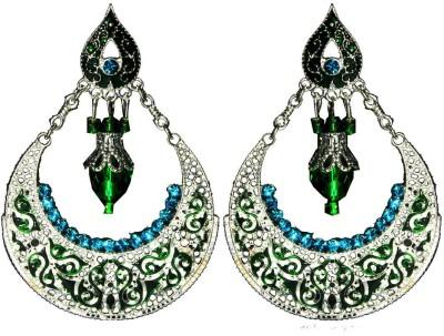 Moda Desire Desingner Fashion jewellery Metal Dangle Earring