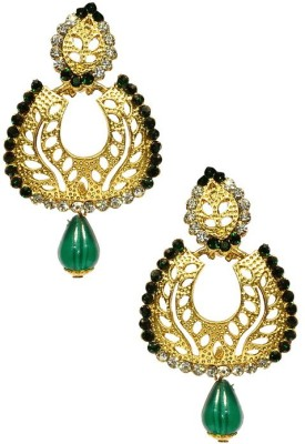 Shine My Life Kalyani Alloy Chandbali Earring