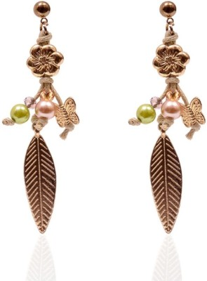 Trendy Baubles Metal Drop Earring