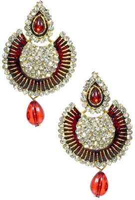 Shine My Life Dorosy Alloy Chandbali Earring
