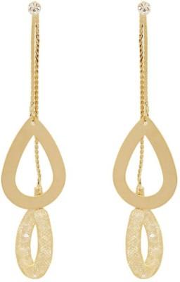 Saashis Closet Glare Alloy Tassel Earring