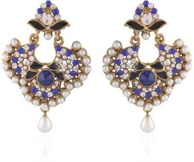 I Jewels Ramleela Alloy Drop Earring