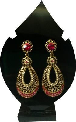 Verceys Fashion Jewellery Alloy Drop Earring