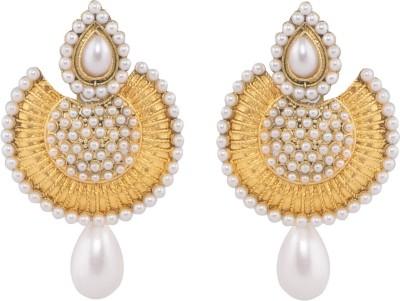 Neelam Ethinic Alloy Drop Earring