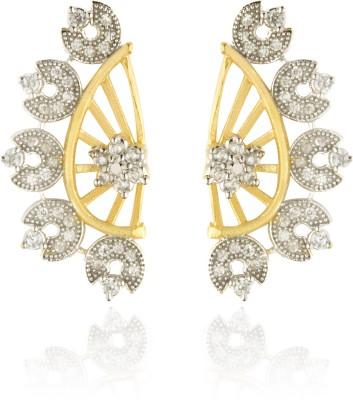 Veracious Jewellery Zircon Copper Stud Earring
