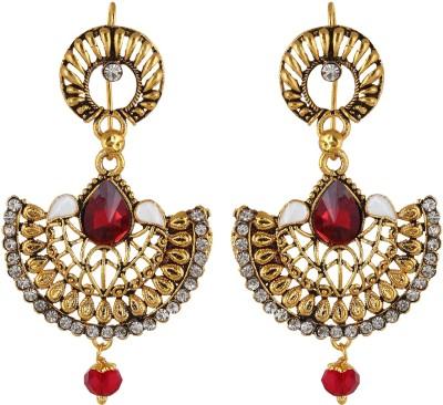 Navya Navya Collection Jhumki Earrings Metal Drop Earring