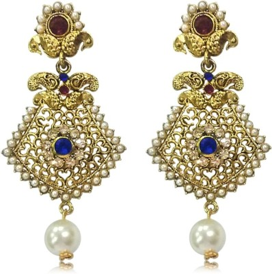 Deco Junction Traditional Alloy Drop Earring
