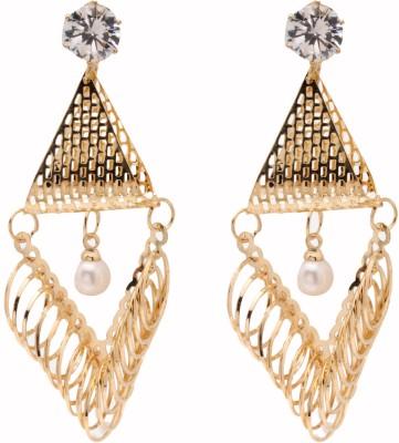 Alyssum Designs ADE-10 Brass Dangle Earring